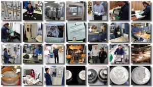 2014-S Enhanced Uncirculated Kennedy Half-Dollar Production