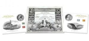 BEP Intaglio Prints Commemorate Panama Canal Opening Celebration