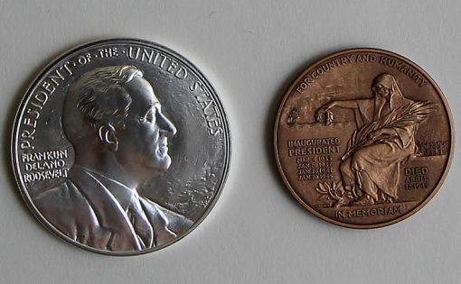 2014 Franklin D. Roosevelt Presidential Medals