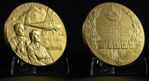 Civil Air Patrol Congressional Gold Medal Awarded, Bronze for Public