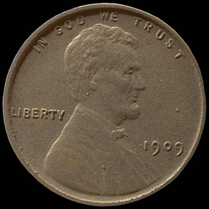 NASA photo of 1909 Lincoln cent on Mars, taken Nov. 15, 2014