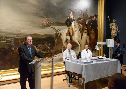 Malcolm Rogers, Ann and Graham Gund Director of the Museum of Fine Arts, Boston