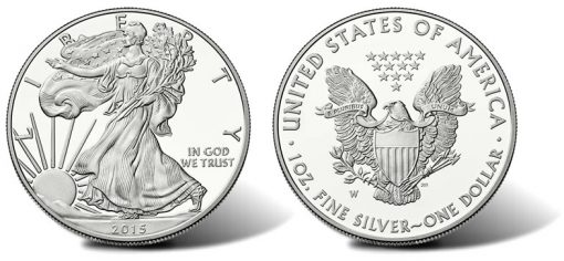 2015-W Proof American Silver Eagle
