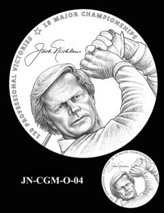 Jack Nicklaus Gold Medal Candidate Design JN-CGM-O-04
