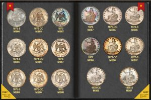 PCGS Introduces Digital Coin Albums