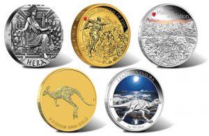 2015 Australian Coin Releases for February
