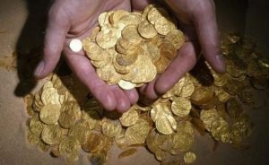 Israel's Biggest Treasure of Gold Coins Ever Discovered