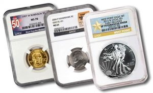 NGC Coin Holders