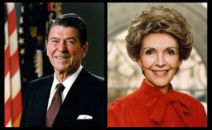 Ronald and Nancy Reagan Coins for 2016