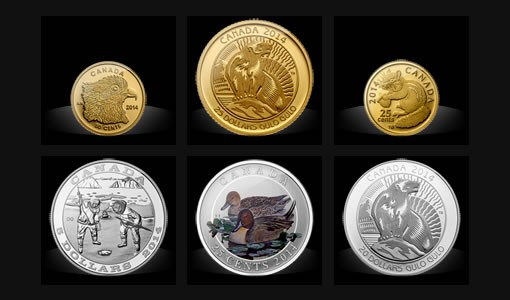 Royal Canadian Mint Last Chance Coins, March 4