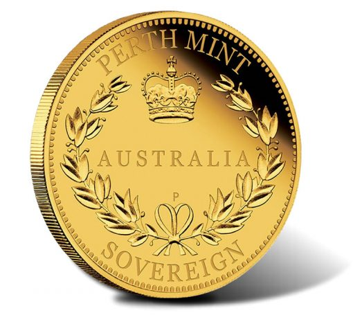 2015 $25 Australian Sovereign Gold Proof Coin