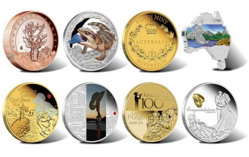 2015 Australian Coins for March