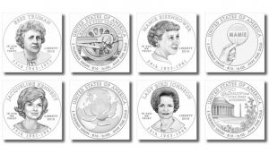 First Spouse Designs Selected for 2015 Gold Coins