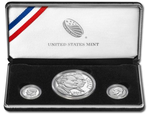 2015 March of Dimes Special Silver Set