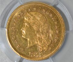 Lost 1879 Stella Gold Coin Returned at ANA Show