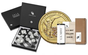 Limited Edition Silver Proof Set and Native American $1s