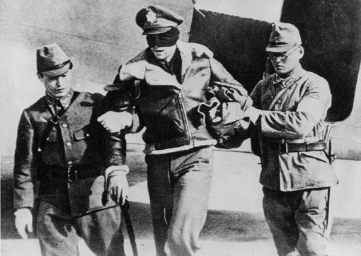 Lt. Col. Robert L. Hite, captured