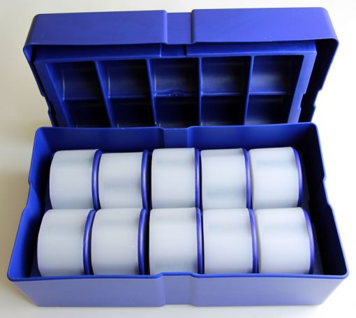 Monster Box and 10-Coin Tubes for America the Beautiful Five Ounce Bullion Coins