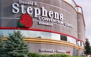 Donald E. Stephens Convention