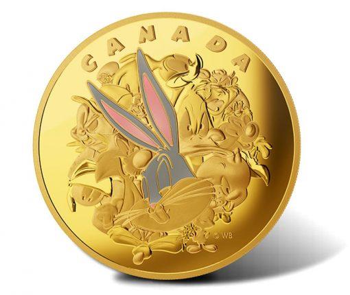 2015 $2,500 Ensemble Cast Gold Coin
