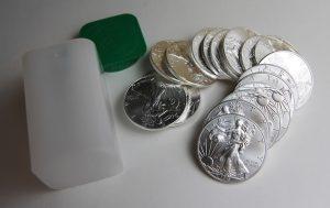 2015 American Silver Eagle bullion coins