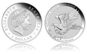 2015 Australian Wedge-Tailed Eagle Silver Bullion Coin