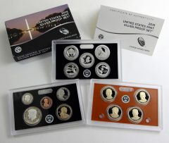 2015 Silver Proof Set Photos and Starting Sales