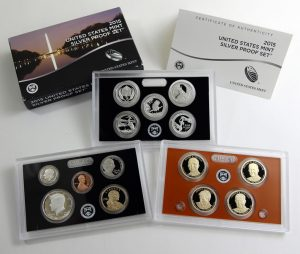 2015 Silver Proof Set Photo