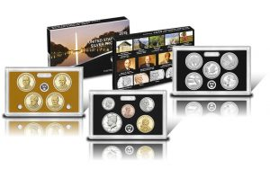 2015 Silver Proof Set from San Francisco Mint