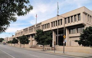 US Mint in Philadelphia, Pennsylvania