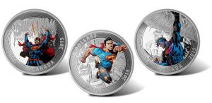 2015 Superman Comic Cover Coins Nearing Sellout