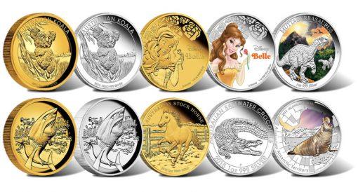 2015 Australian Coins for June
