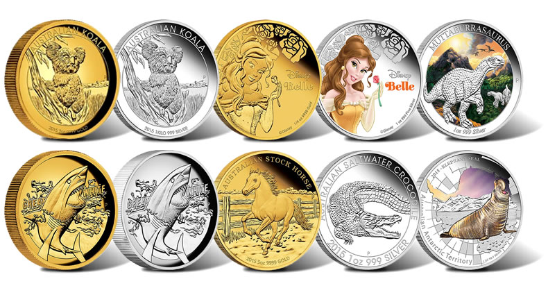2015 Australian Coin Releases For June Coin News