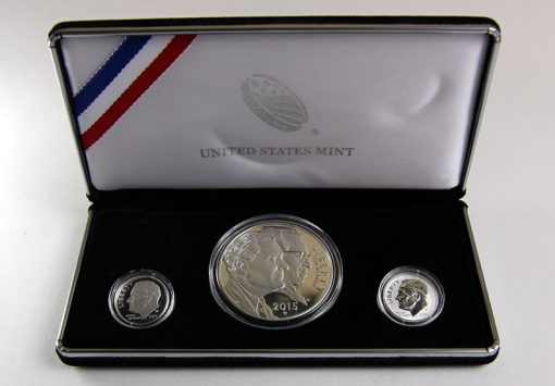 2015 March of Dimes Silver Set