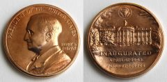 Harry S. Truman Presidential Bronze Medal