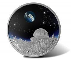 2016 $20 Universe Silver Coin First in Star Gazing Series