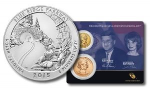 Blue Ridge Parkway 5 oz, Kennedy Set
