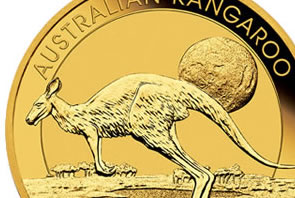 Perth Mint gold bullion coin