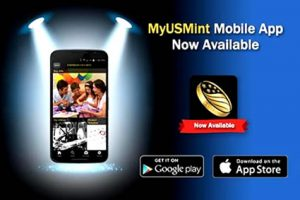 US Mint Mobile App