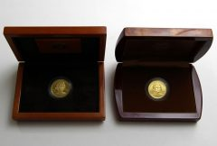 2015 Jacqueline Kennedy First Spouse Gold Coins in Cases