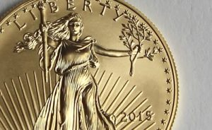 2015 American Eagle bullion coin