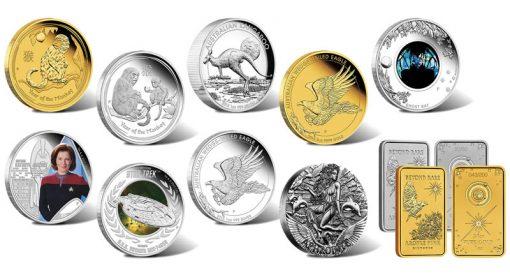 2015 Australian Coins for September
