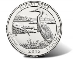 2015 Bombay Hook National Wildlife Refuge Quarter