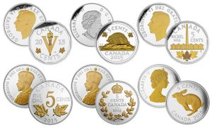 All Legacy of Canadian Nickels Now Available