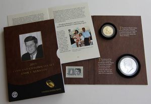 US Mint Sales: LBJ and JFK Product Debuts