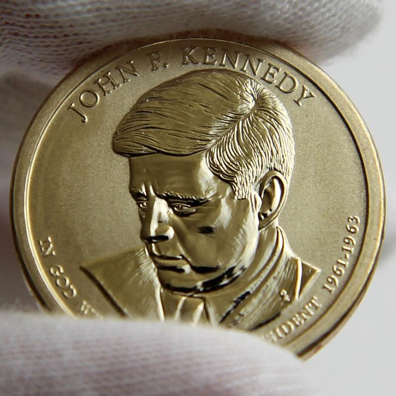 2015 John F Kennedy Coin Amp Chronicles Set Photos Coin News