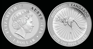Perth Mint Gold and Silver Bullion Sales Ease in April
