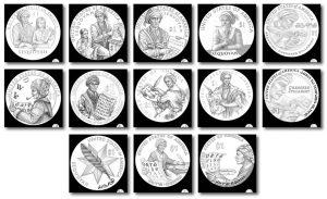 2017 Native American $1 Coin Designs