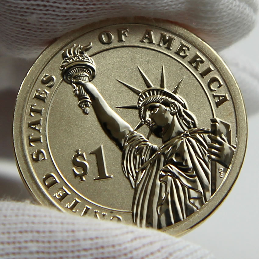 lyndon b johnson coin