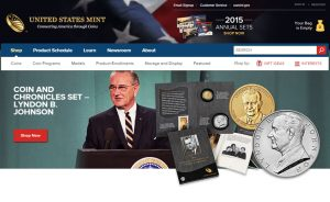 US Mint, LBJ Set